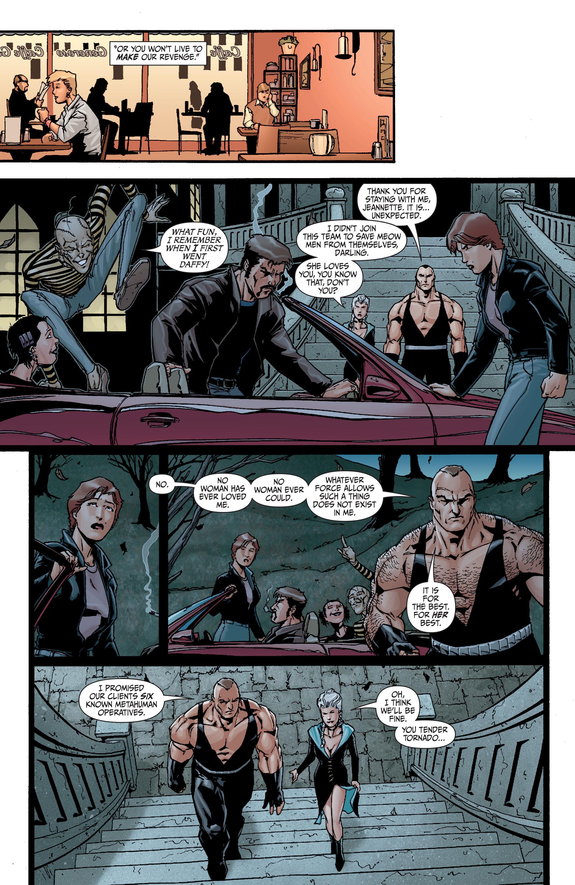 Read online Secret Six (2008) comic -  Issue #20 - 17