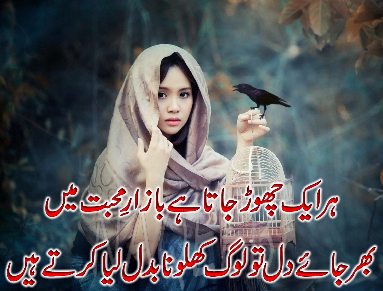 sad urdu poetry, latest sad poetry pics, heart touching sad poetry, latest 2017 sad poetry pics, sad poety with sad girls pics design by naqeeb, dard sad poetry, sad poetry in urdu.
