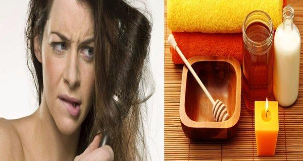 Prirodni lijekovi za ostecenu i suhu kosu