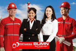 Lowongan Kerja BUMN PT Pertamina (Persero) Terbaru 2018
