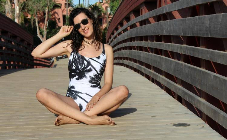palm trees swimsuit, swimsuit, swimwear, bikini, bikini collection, beach, summer