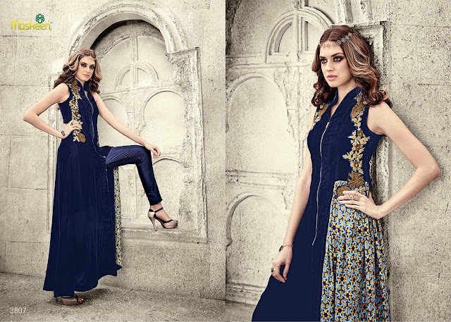 Buy Online Party Wear Pant Style Anarkali Suit at Wholesale Price