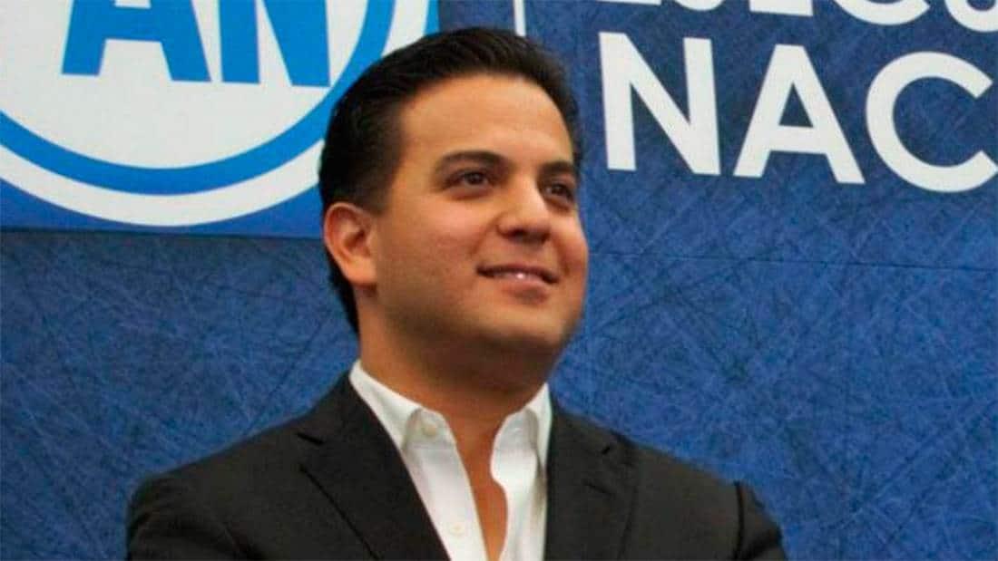 """Otra vez el llorón, presidente del PAN dice que AMLO ha dado """"señales autoritarias"""""""