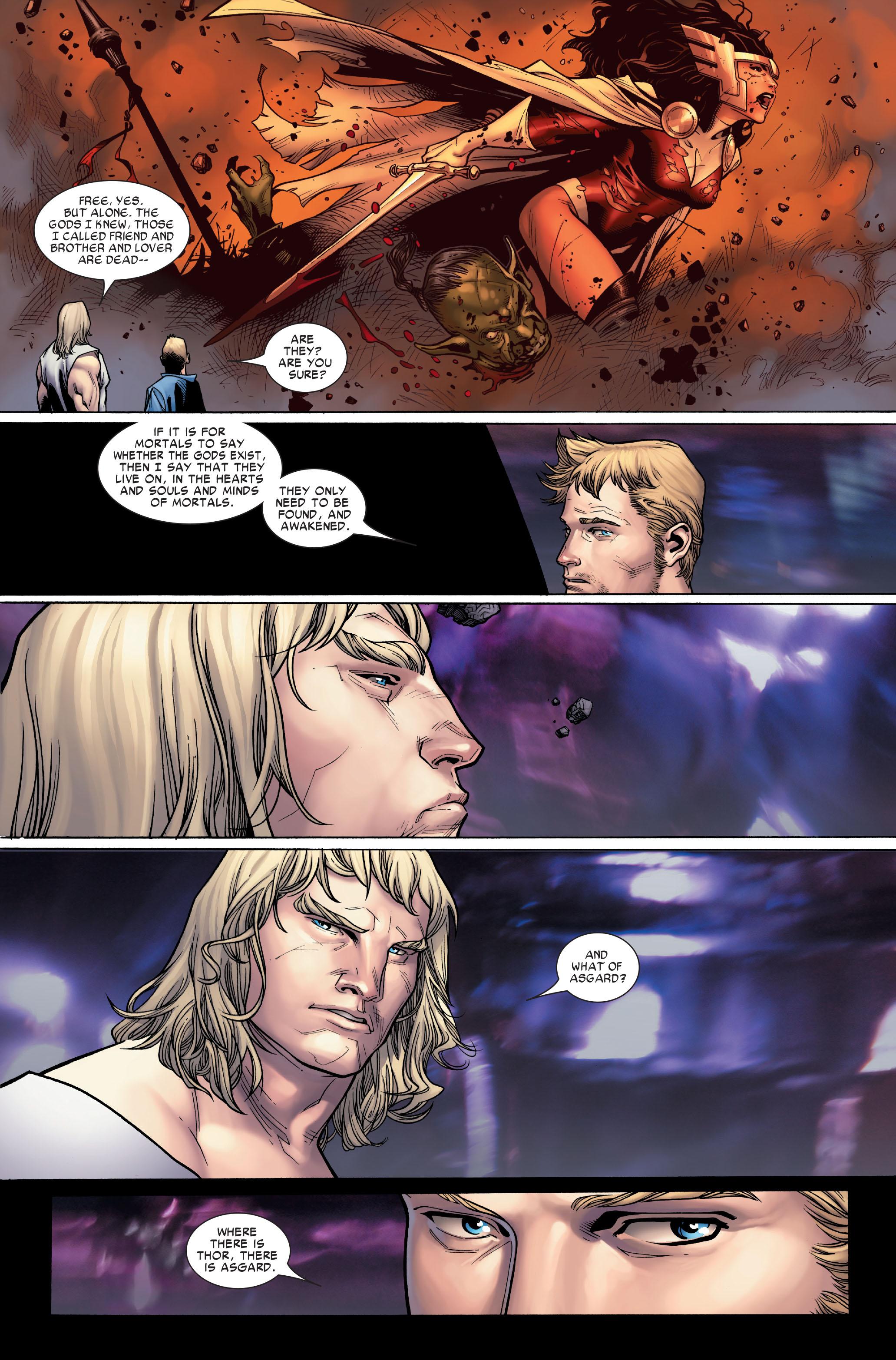 Thor (2007) Issue #1 #1 - English 13