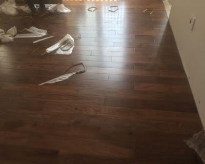 Những cảm nhận của khách hàng khi sử dụng sàn gỗ tự nhiên óc chó