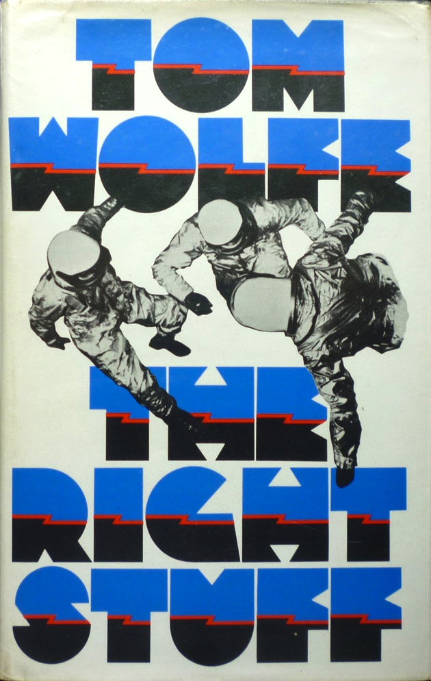 the right stuff tom wolfe summary