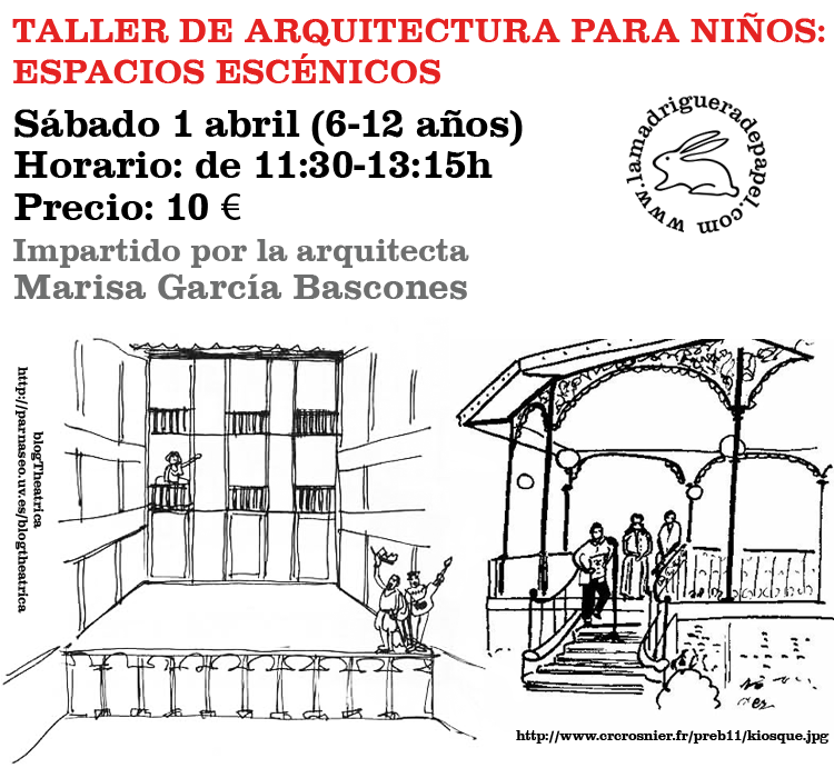 TOLEDO-LIBRERÍA-LA MADRIGUERA DE PAPEL-ACTIVIDADES-TALLER INFANTIL-ARQUITECTURA