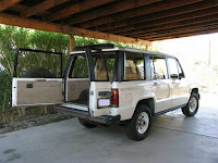 1986 Isuzu Trooper 4x4 For Sale - 4x4 Cars