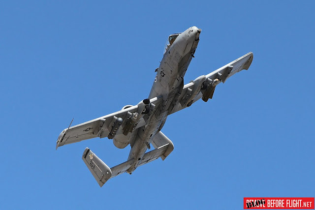 A-10 crash Nellis Nevada