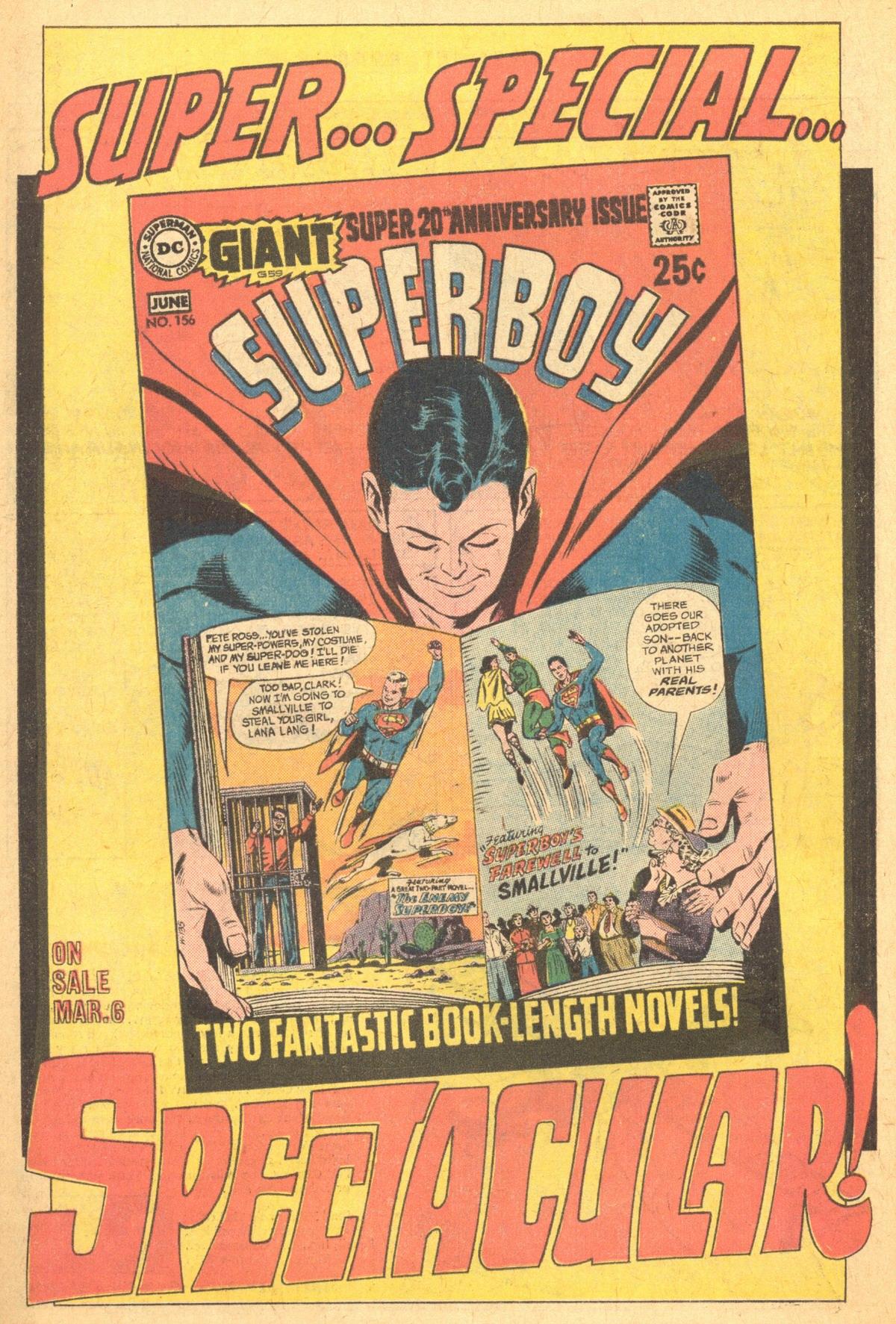 Strange Adventures (1950) issue 218 - Page 14