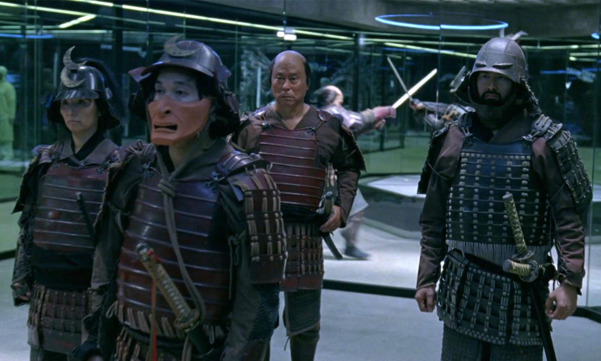 Fotografía de la segunda temporada de 'Westworld'