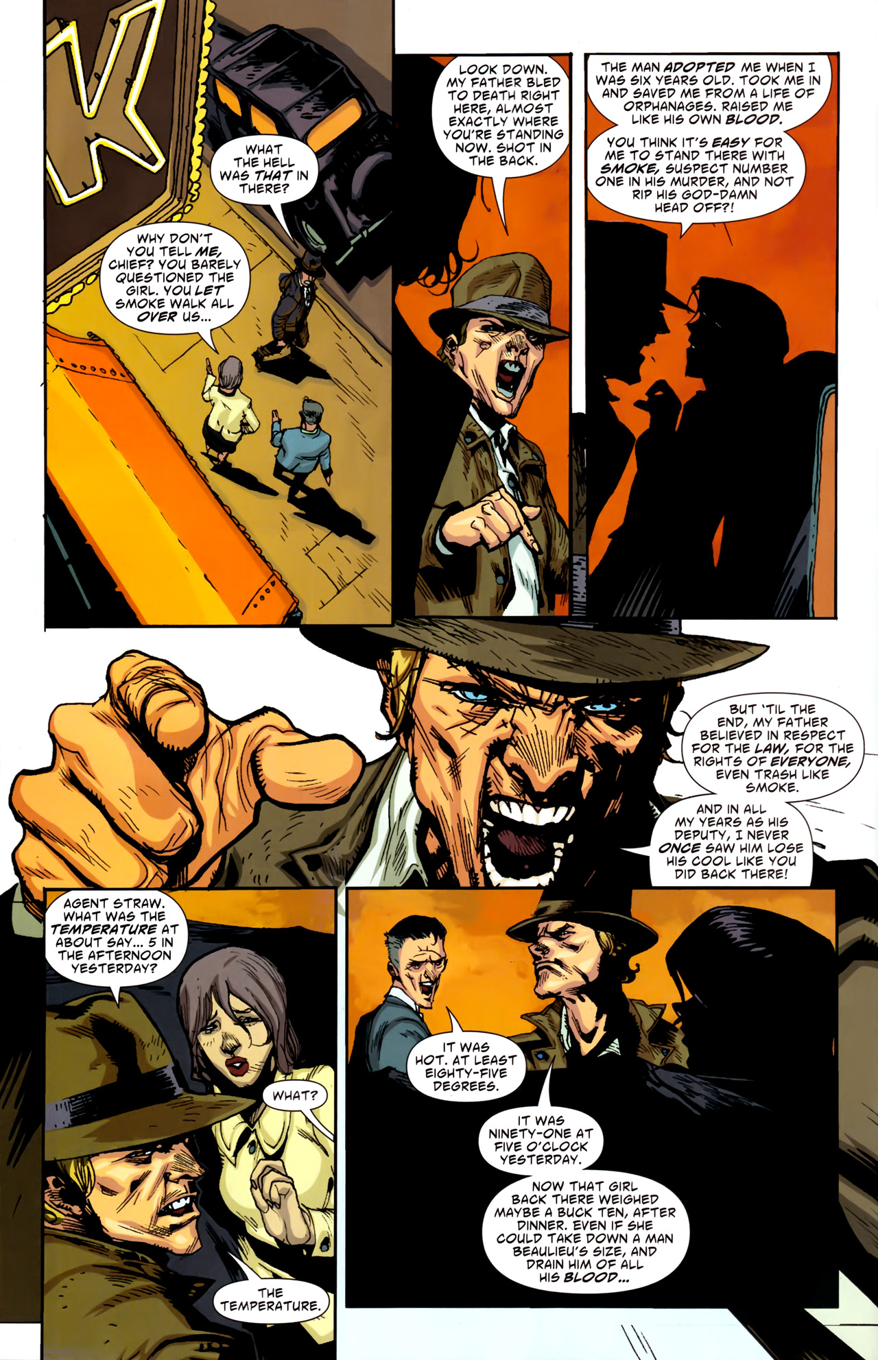 Read online American Vampire comic -  Issue #7 - 5