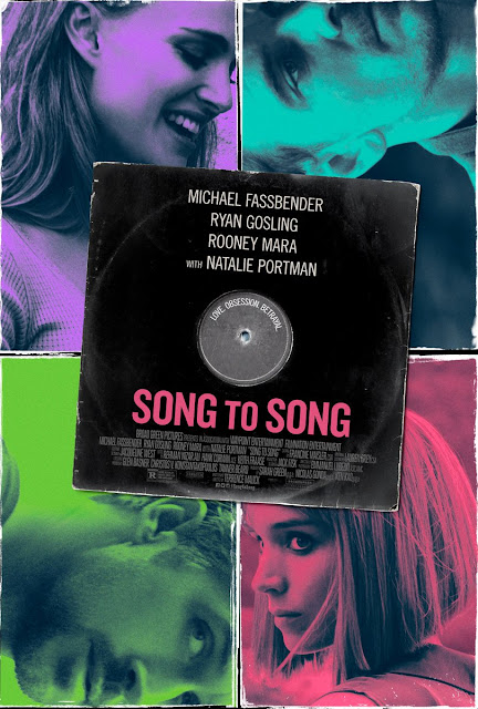 Song to Song (2017) de Terrence Malick.
