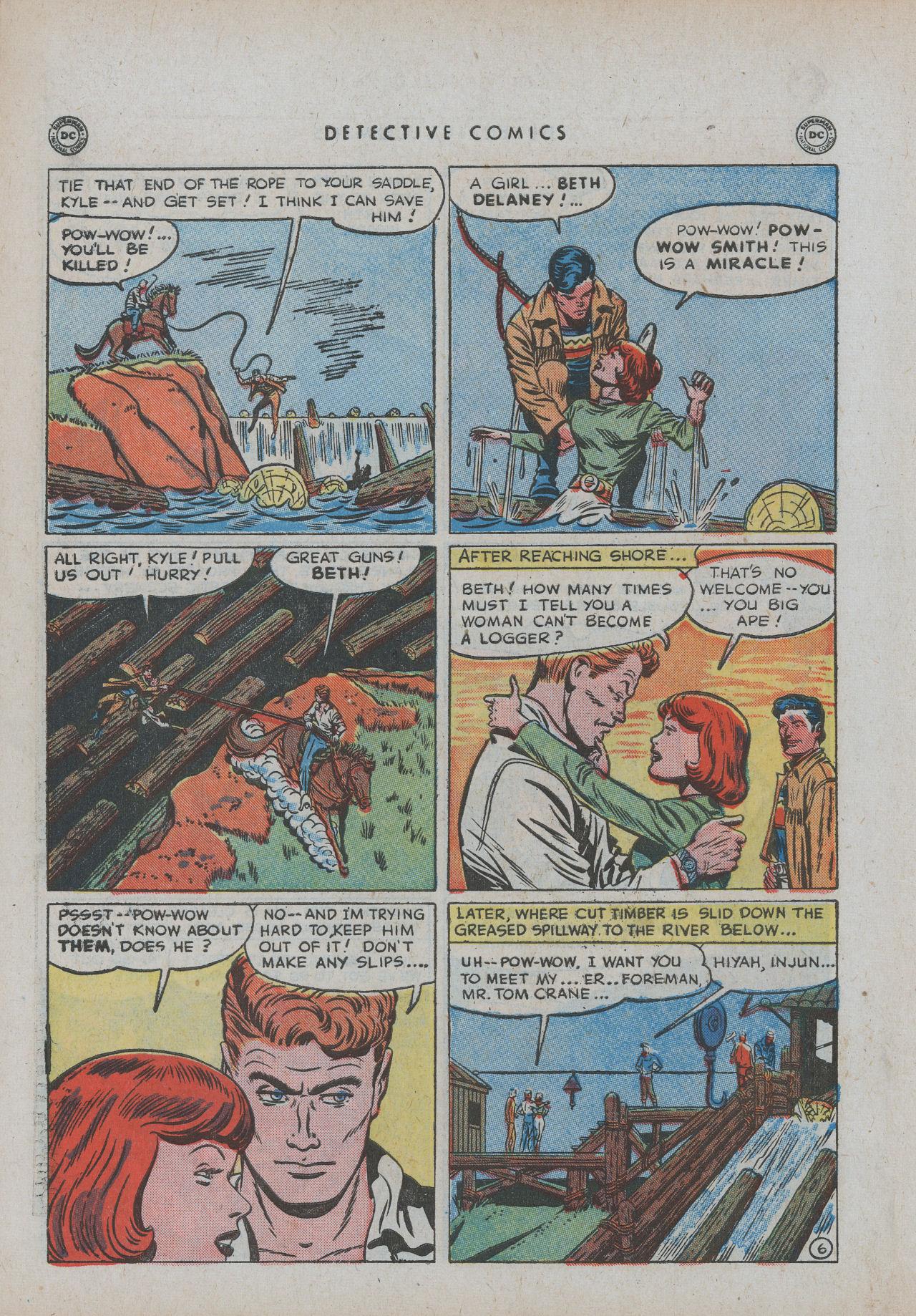 Read online Detective Comics (1937) comic -  Issue #154 - 44
