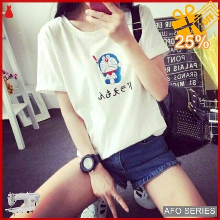 AFO484 Model Fashion Doraemon SV Modis Murah BMGShop