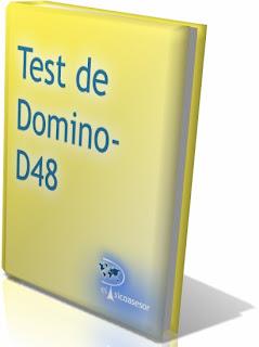 Test D48- El test de Dominó -E. Anstey