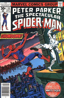 Peter Parker, Spectacular Spider-Man #10
