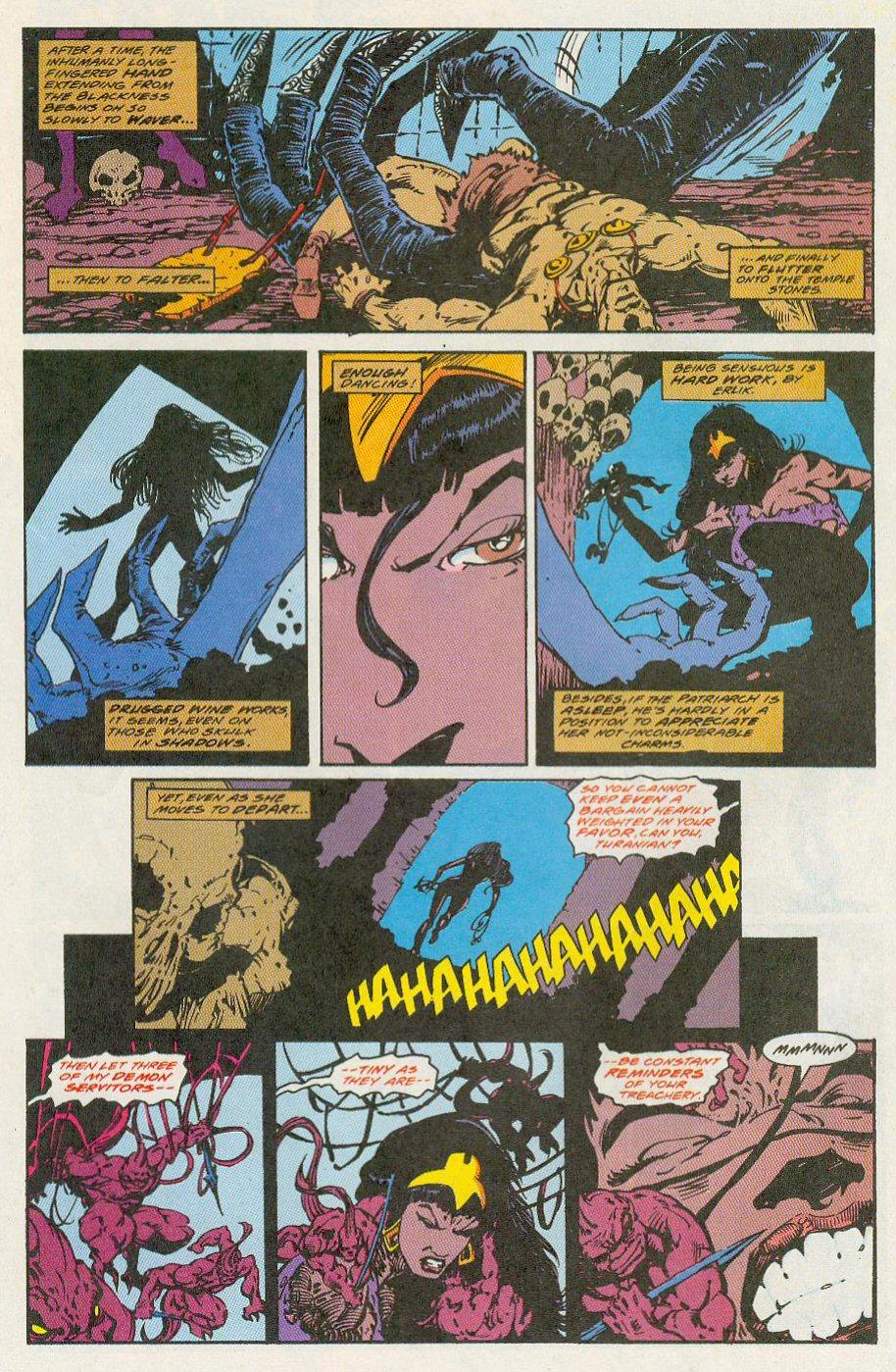 Read online Conan the Adventurer comic -  Issue #13 - 24