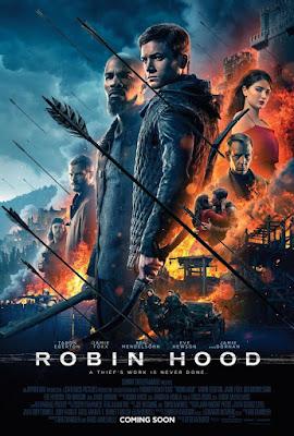 Robin Hood 2018 Custom HD Dual Latino 5.1