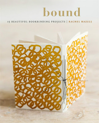 cover of Bound - 15 Beautiful Bookbinding Projects