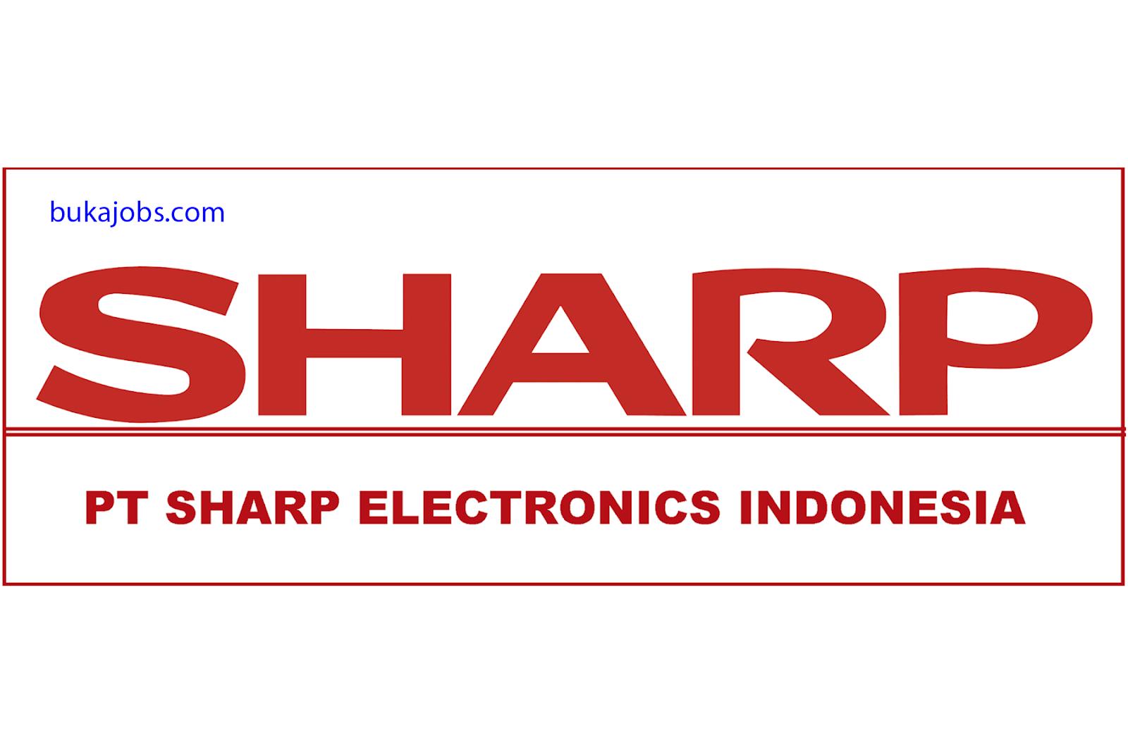Lowongan Kerja PT Sharp Electronics Indonesia Januari 2019