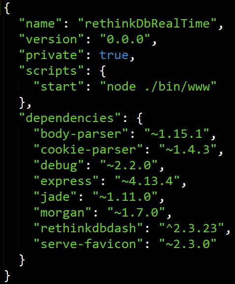 Difference Between Tilde And Caret In Packagejson Of Nodejs