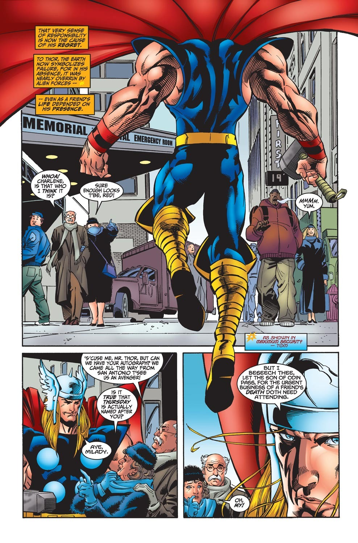 Thor (1998) Issue #31 #32 - English 3
