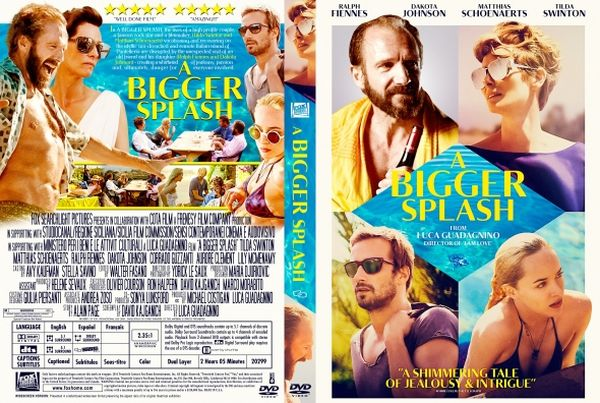 A Bigger Splash – Latino, Inglés