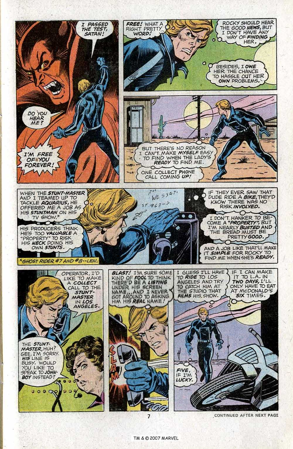 Ghost Rider (1973) Issue #13 #13 - English 9