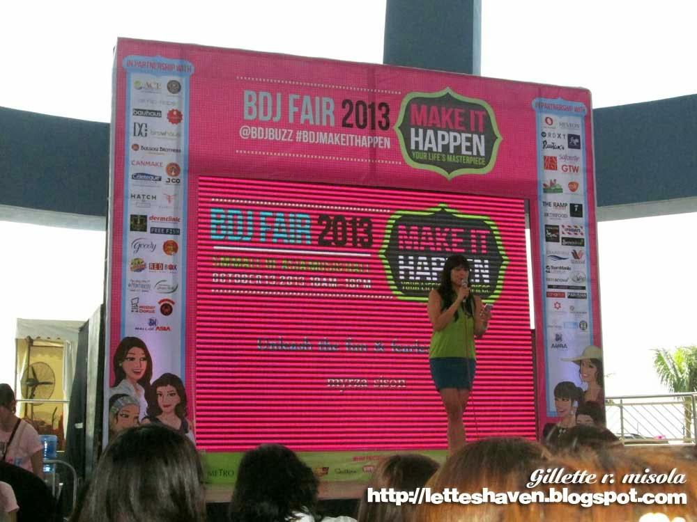 BDJ Fair