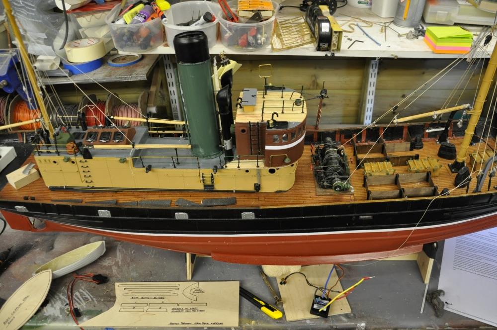 Etherow Model Boat club: May 2018
