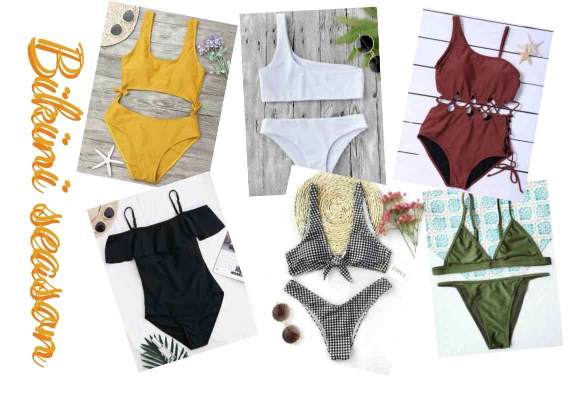 Finding comfort and confidence in wearing swimwear*