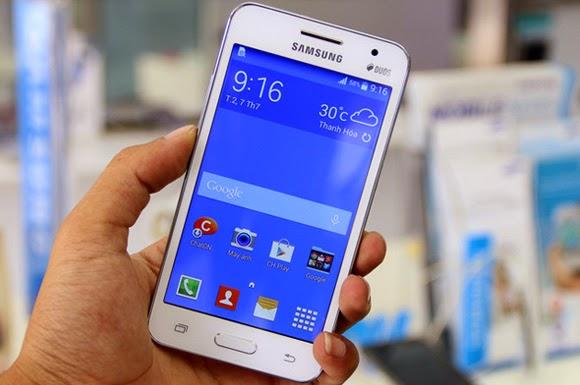 Harga dan Spesifikasi HP Samsung Galaxy Core 2 Terbaru