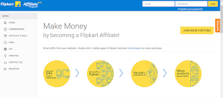 Flipkart Affiliate: How To Earn moey through Flipkart (Complete Guide)