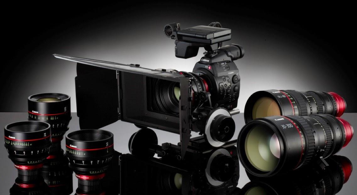Michael Daniel Ho - The Wildlife Ho-tographer: Canon Cinema