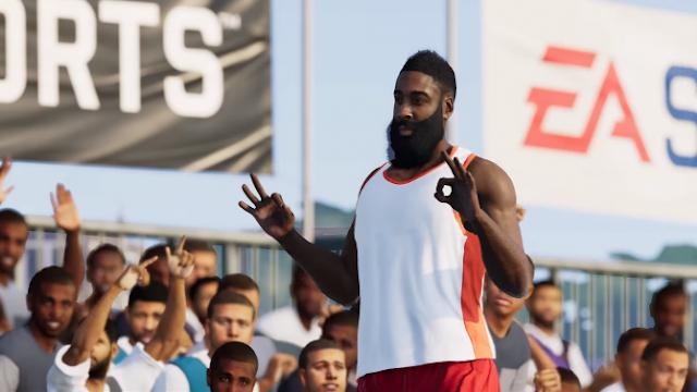 NBA Live 18 se lanzará el 15 de septiembre con James Harden de portada