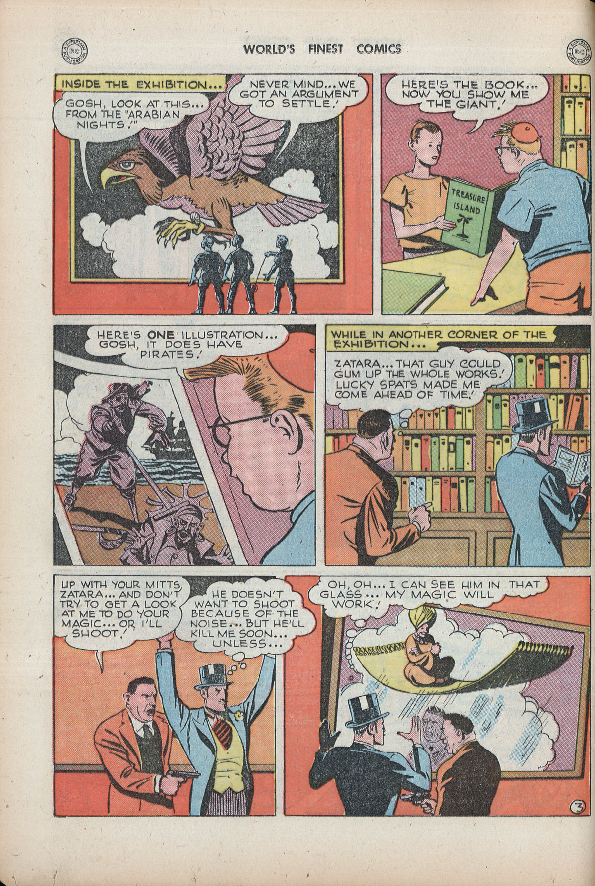 Read online World's Finest Comics comic -  Issue #32 - 30