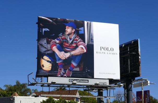 Polo Ralph Lauren 2019 billboard