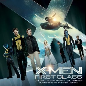 X-Men First Class Liedje - X-Men First Class Muziek - X-Men First Class Soundtrack