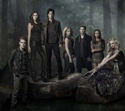 Kisah The Vampire Diaries Sudah berakhir