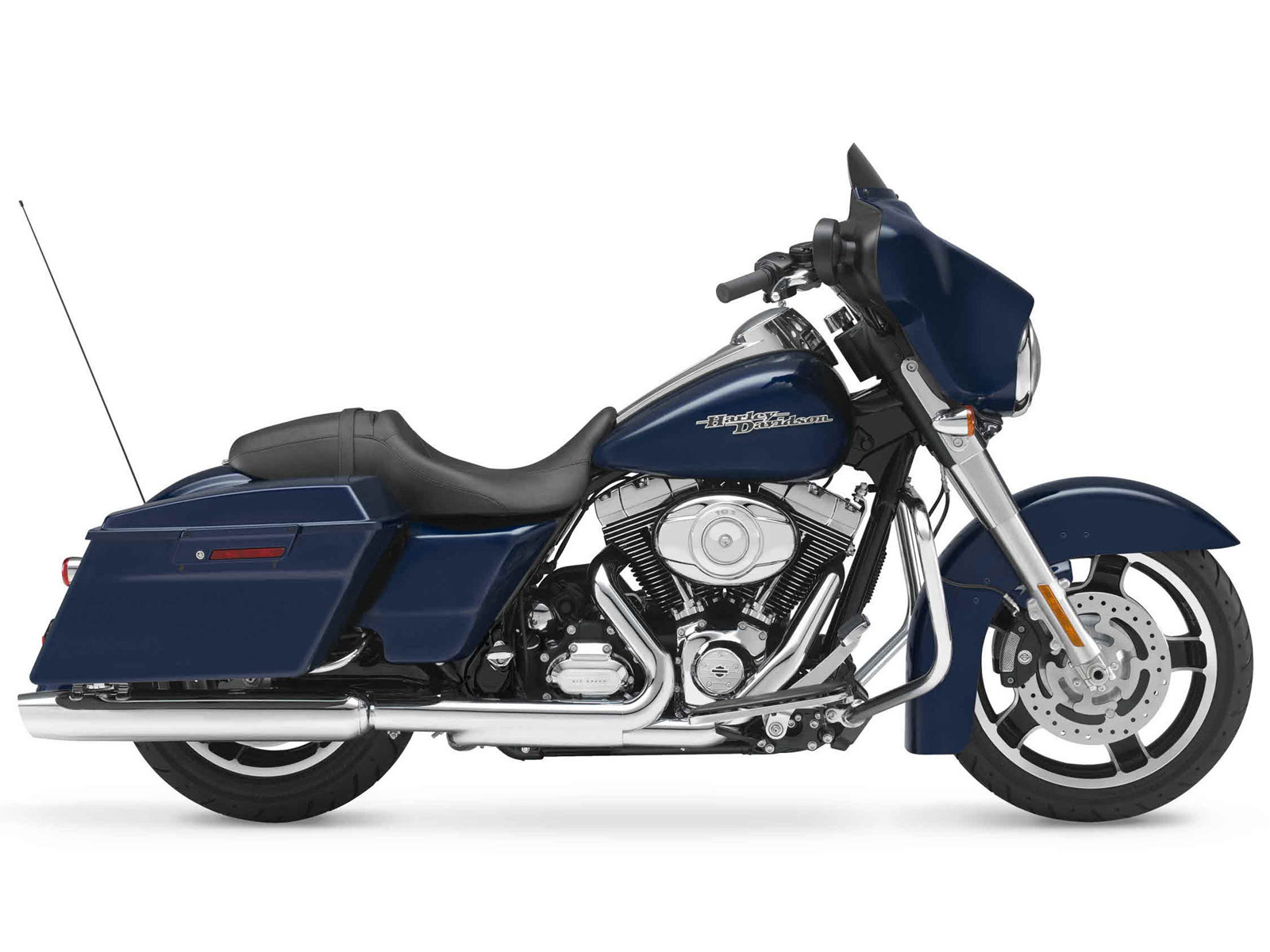 Harley Davidson 2012: 2012 Harley Davidson FLHX Street Glide Pictures