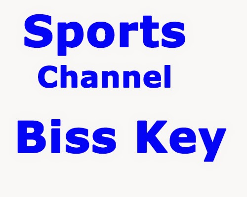 List Of All Sports Channels New Biss Keys On All Satellite