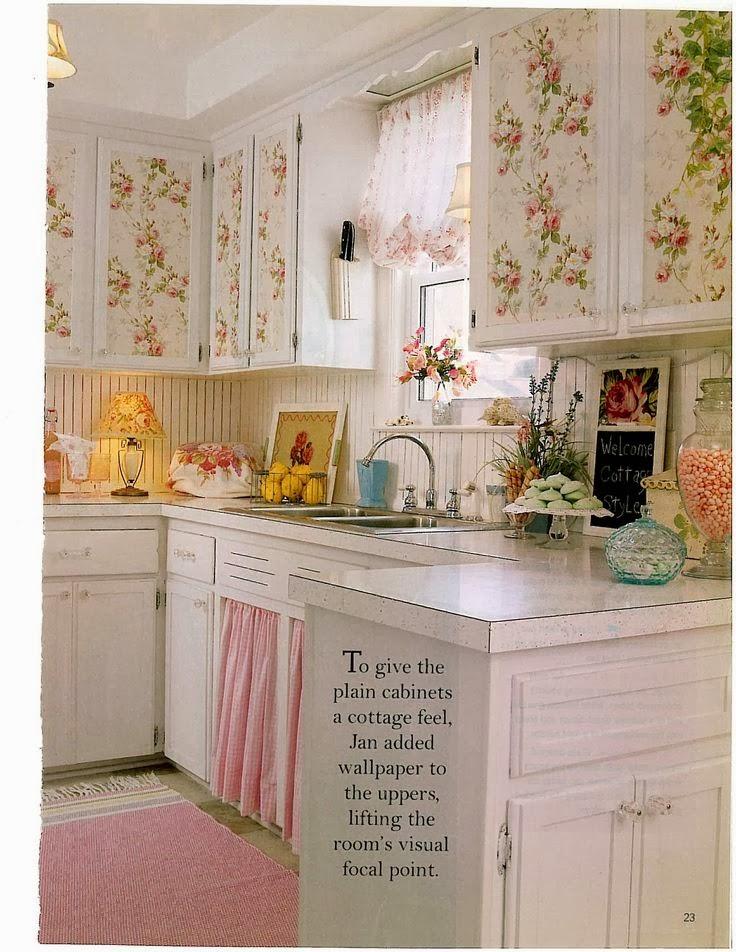 Eye For Design Decorating Vintage Cottage Style Interiors