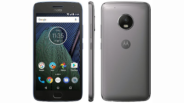 Moto G5 Plus image & Specification Leaked (Metallic build  with fingerprint scanner) 1