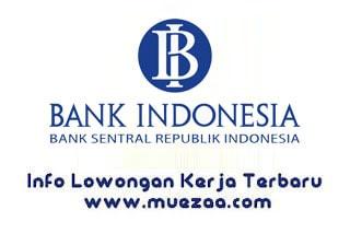 lowongan bank indonesia terbaru 2019