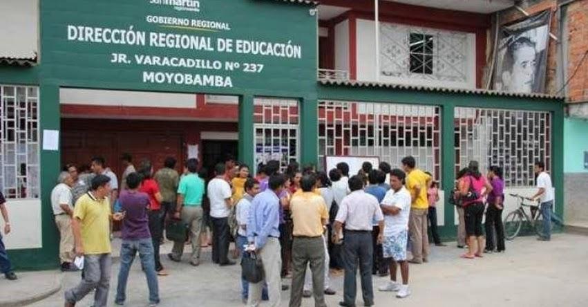 ESCÁNDALO: Denuncian compra de escobas «de lujo» por más de 30 soles la unidad en la DRE San Martín