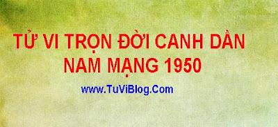 Tu Vi Tron Doi Canh Dan 1950 Nam