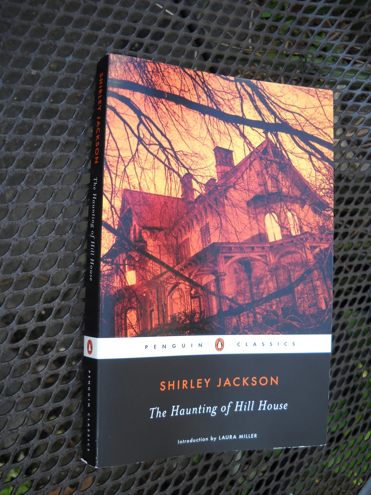 Divers And Sundry The Haunting Of Hill House