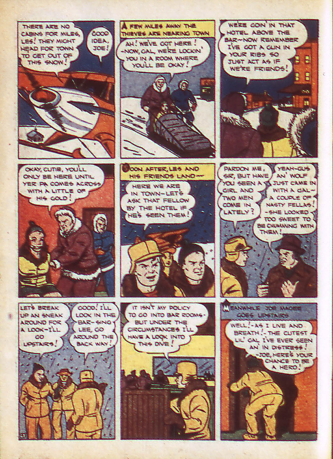 Flash Comics issue 22 - Page 28
