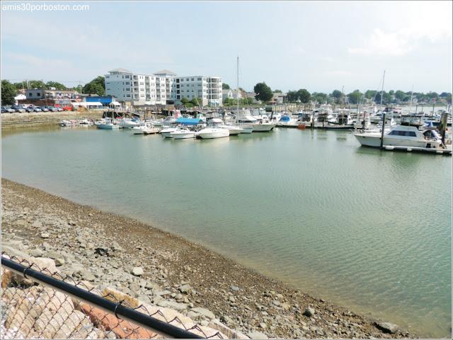 Lobster Shacks en Massachusetts: Belle Isle Lobster & Seafood